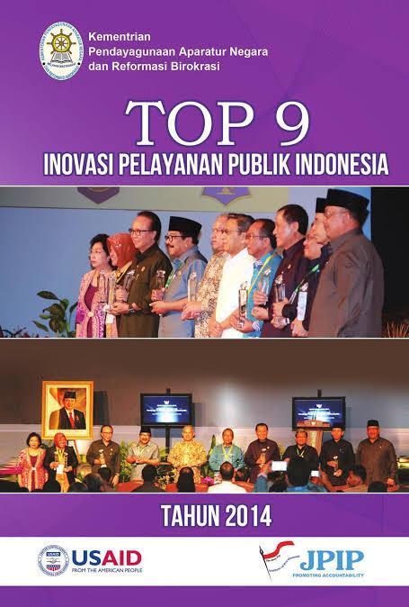 JPIP. Top 9 Inovasi Pelayanan Publik