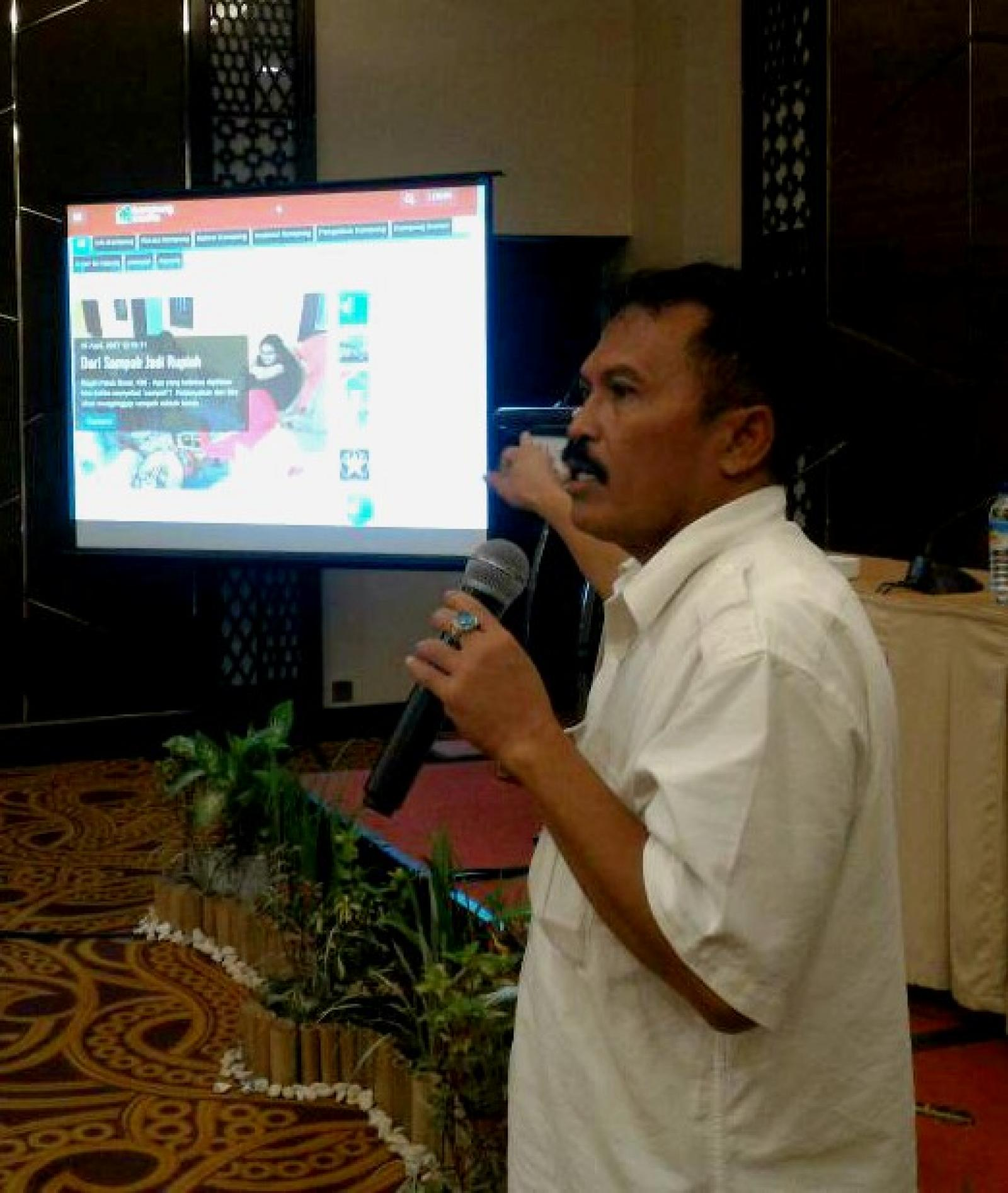 Kampung Media, Kekuatan Informasi Masyarakat NTB Dongkrak Pertumbuhan Ekonomi