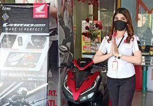 "Program ""SMART"" Bikin Konsumen Honda Makin Hemat"