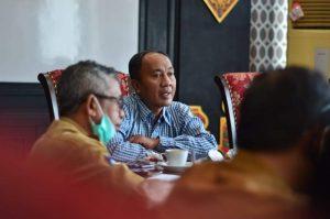 Penataan Jalur Utama Dan Wisata Kuliner Kecamatan Kediri Akan Di Kerjakan Tahun Ini.