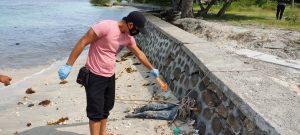 Heboh, Warga Desa Gili Gede Indah Sekotong Temukan Mayat Tanpa Identitas