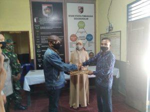 Forum Kades Apresiasi Program LOBISA yang di Luncurkan Pemerintah Kecamatan