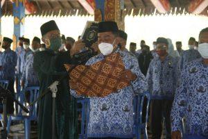 Sebanyak 125 Kepala Sekolah Dilantik Bupati Lombok Barat