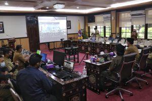 Wali Kota dan Wakil Wali Kota Mataram Sapa ASN se-Kota Mataram