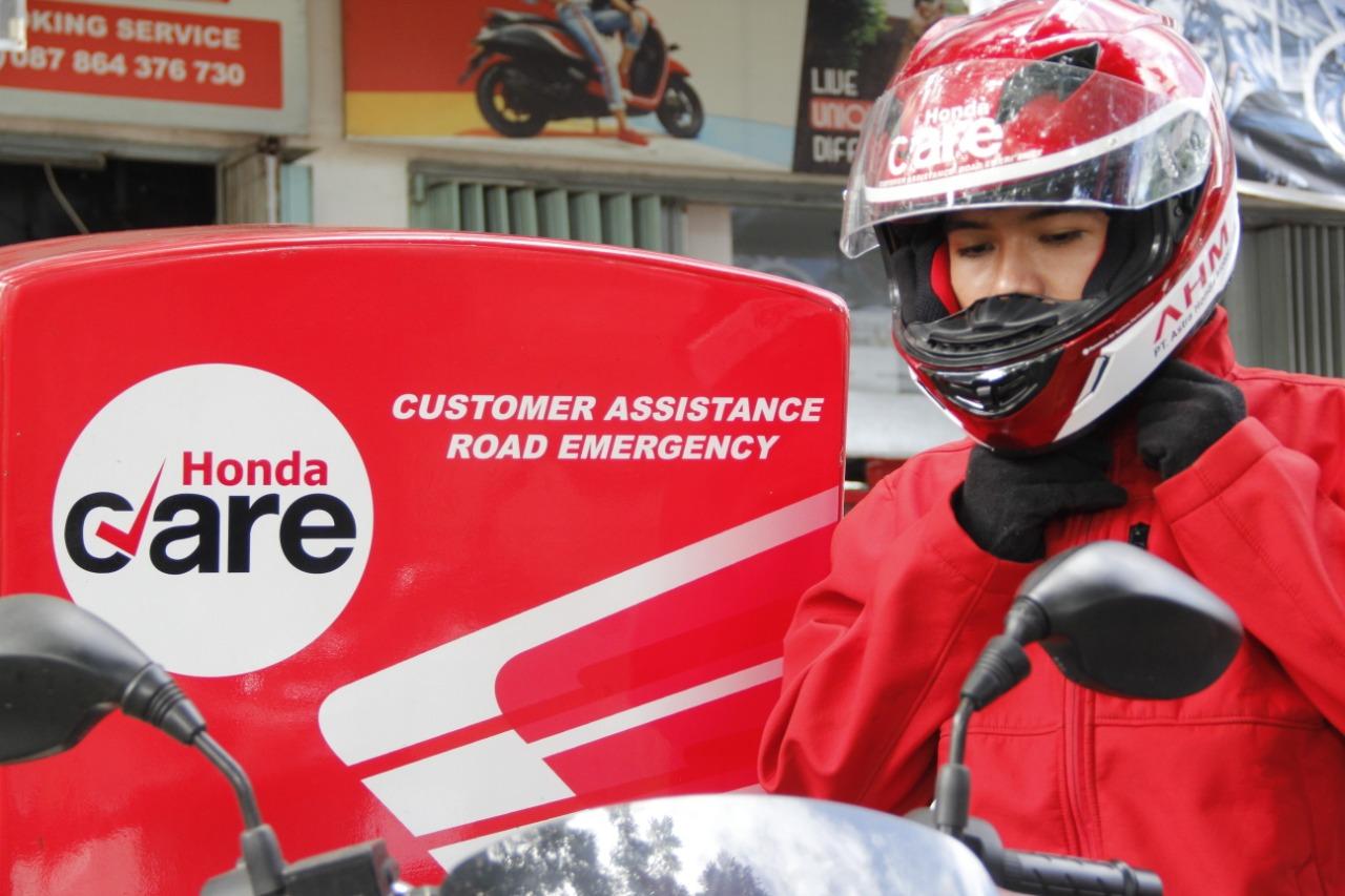 Honda Customer Assistance Road Emergency