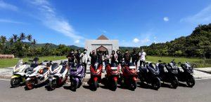 Honda Instagram Top Seleb Touring