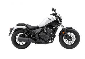 Diberi Sentuhan Warna Baru, Honda Rebel Hadir Semakin Ekspresif