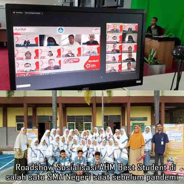 AHM Best Student 2021 Region NTB Segera di Mulai, Siapkan Dirimu