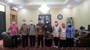 Wali Kota Ikuti Pendataan Keluarga Nasional BKKBN