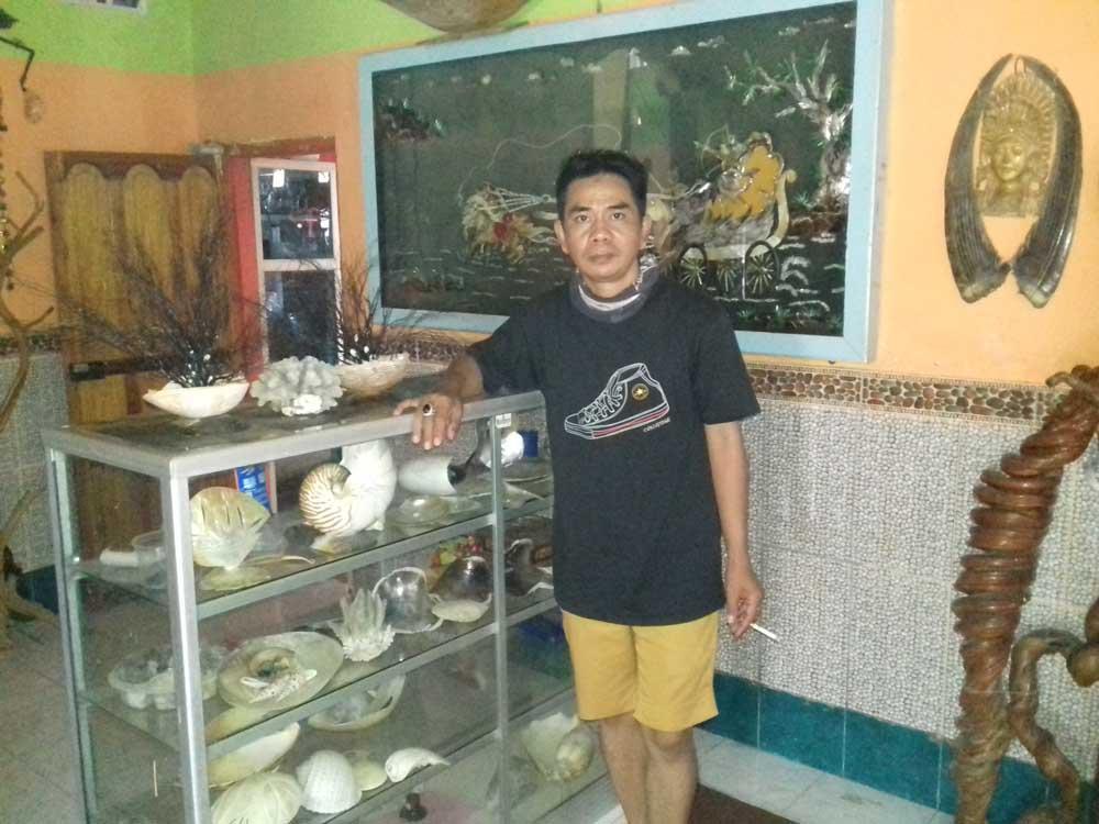Berkunjung Ke Pulau Kaung