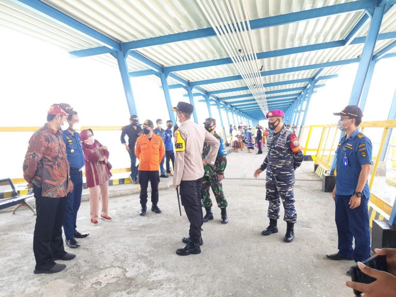 Menparekraf Berkunjung Ke Lombok, Kantor SAR Mataram Siagakan Personil