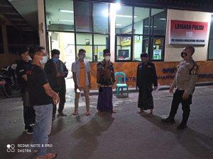 Pembuat Konten Penghinaan di Medsos Telah Diamankan Polisi, Masyarakat diharapkan Tetap Tenang