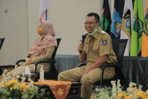 Silaturrahmi Idul Fitri, Gubernur NTB Motivasi ASN Untuk Fokus Bekerja