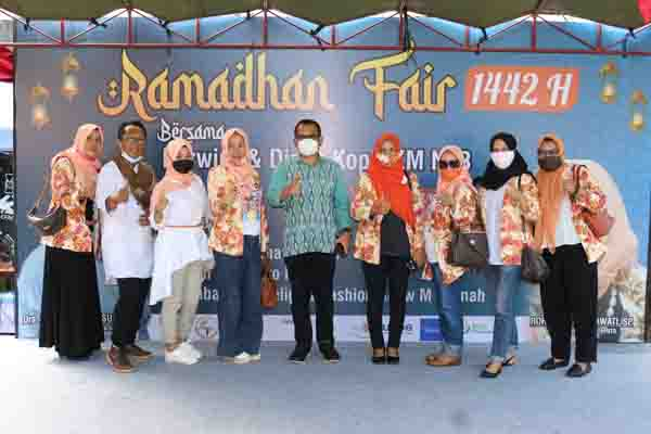 Bangkitkan Semangat UMKM Lewat Ramadhan Fair 1442 H.