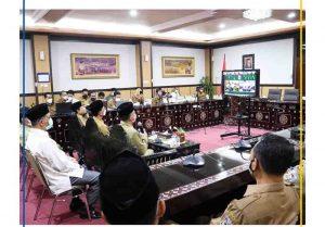 Halal Bihalal Pemerintah Kota Mataram