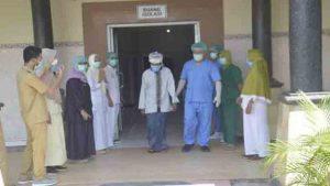 Ruang Isolasi Pasien Covid19 di Lombok Barat Hampir Penuh