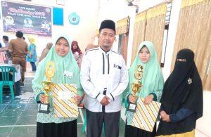 MAN 2 Kota Bima Juara 1 dan 2 Lomba Kultum Festival Ramadhan 2021