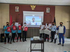 Kali Pertama, Astra Motor NTB Beri Edukasi Safety Riding di LPKA Lombok Tengah
