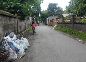 Masyarakat Peresak Narmada Butuh Tempat Pengolahan Sampah