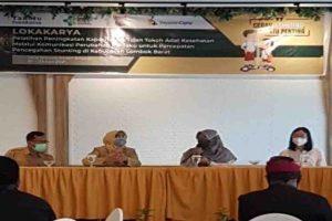 Lokakarya Cegah Stunting Di Senggigi Lombok Barat