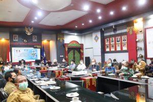 Penyusunan Master Plan Smart City Tahap I Di Kabupaten Lombok Barat.