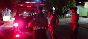 Razia Malam Polsek Sekotong, Persempit Ruang Gerak Aksi Kejahatan