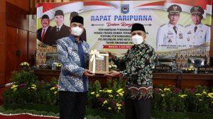 Rapat Paripurna DPRD Kota Mataram