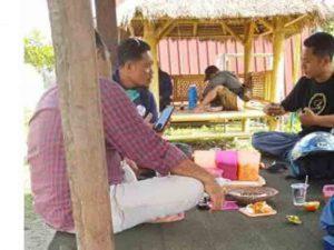 Porang Datang Loyok Jadi Borang