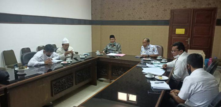 Pengurus FKUB Kabupaten Lombok Barat Periode 2021-2025 Ditetapkan