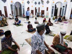 Jama'ah Masjid Al Islah Peringati 1 Muharram 1443 H
