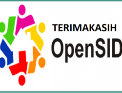 Terimakasih OpenSID